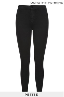 Dorothy Perkins Petite Lyla High Waisted Skinny Jeans