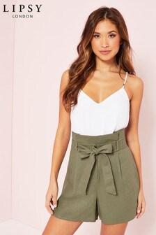 Lipsy Linen Shorts