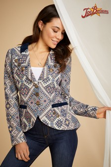 Joe Browns Spring Jaquard Jacket