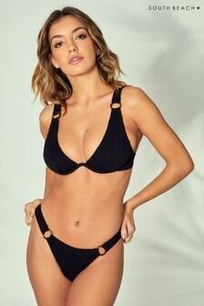 South Beach Ribbed Monowire Bikini