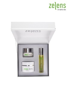 Zelens Z-Restore (PHA+ Bio Peel Resurfacing Facial Pads, 50 Pads, Z-22 Absolute Face Oil 30ml, Marine Complex Deep Restorative Cream 50ml)