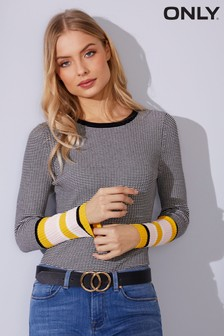 Only Long Sleeve Jumper