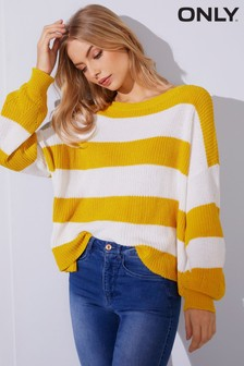 Only Long Sleeve Oversized Jumper