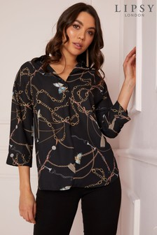 Lipsy Butterfly Chain Blouse