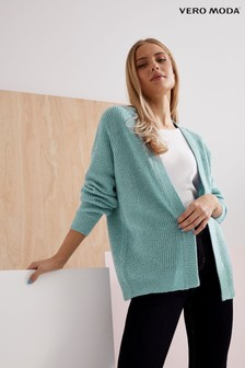 Vero Moda Long Sleeve Open Cardigan
