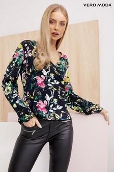 Kopertowa bluzka Vero Moda