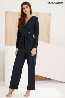 Vero Moda Long Sleeve Jumpsuit