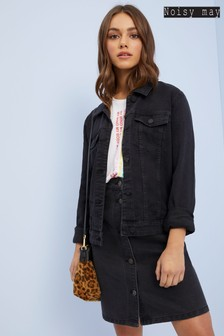 Noisy May Tall Denim Jacket