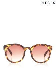 Pieces Tortoiseshell Sunglasses