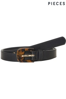 Pieces Tortoise Buckle Belt