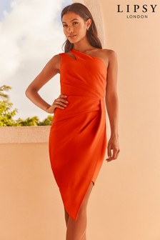 Orange Dresses Womens Burnt Orange Coral Dresses Next