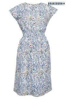 Летнее платье с цветочным принтом Brakeburn