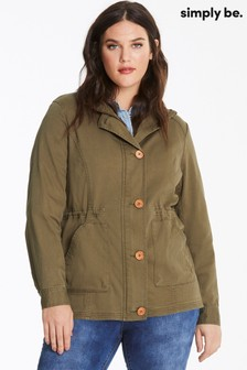 Simply Be Utility Jacket