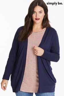 Simply Be Boyfriend Cardigan