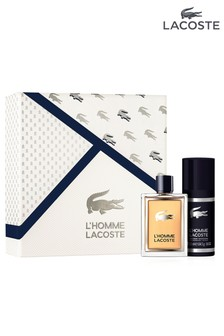 Lacoste L'Homme Eau de Toilette Spray 100ml Gift Set