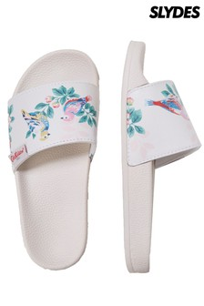 Slydes X Cath Kidston Berries And Birds Sliders