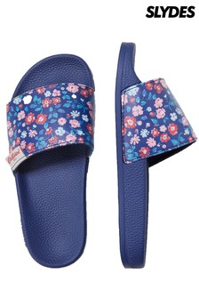 Slydes X Cath Kidston Dulwich Daisy Sliders