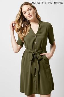 4ae50b7039d Buy Women s  s dresses Green Green Dresses Dorothyperkins ...