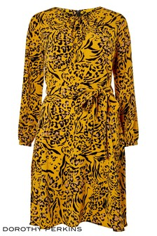 Dorothy Perkins Leopard Millie Dress