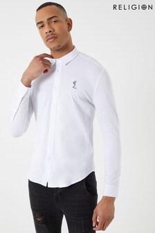 Religion Nero Shirt