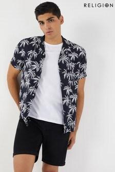 Religion Palm Tree Shirt