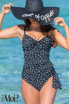 Pour Moi Mini Maxi Lightly Padded Underwired Tankini Top