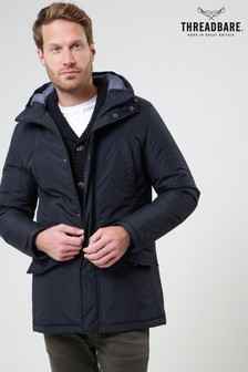 Threadbare Padded Hood Jacket