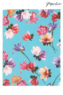 Paperchase A6 Flexi Floral Notebook