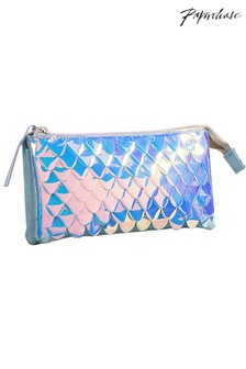 Paperchase Mermaid Scales Triple Case