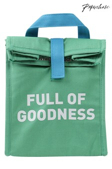 Paperchase Eat Well Lunch Bag
