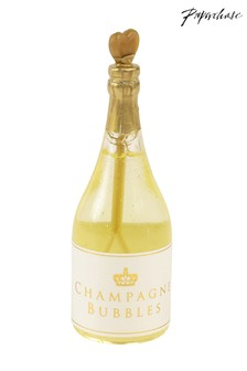 Paperchase Champagne Bubbles - Set of 20