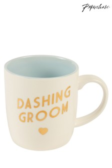 Paperchase Groom Ceramic Mug