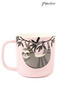 Paperchase Sloth Ceramic Mug