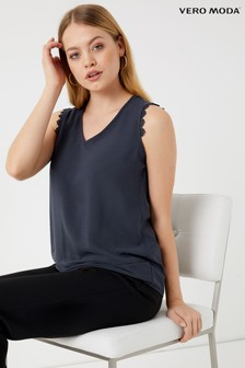Vero Moda Lace Sleeveless Top