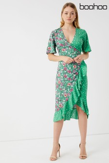 ae8f6019f566 Boohoo Womens Occasion Dresses | Boohoo Lace Occasion Dresses | Next