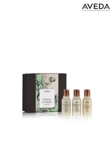Aveda Cleanse & Clarify Rosemary Mint Travel Essentials 3x50ml