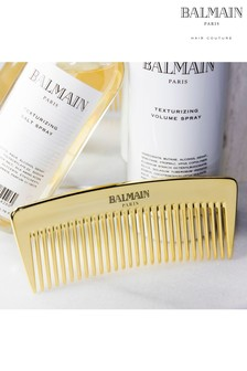 Balmain Paris Hair Couture Gold Pocket Comb