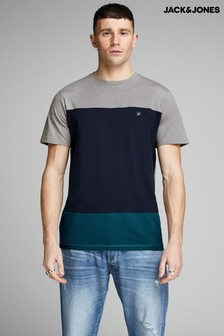 Jack & Jones Lawson Colour Block T-Shirt