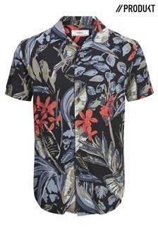 Produkt Hemd mit tropischem Muster