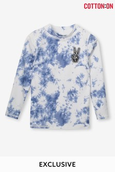 Cotton On Fraser Long Sleeve Rash Vest