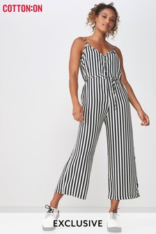 Cotton On Strappy Jumpsuit