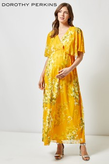 Dorothy Perkins Maternity Floral Occasion Dress
