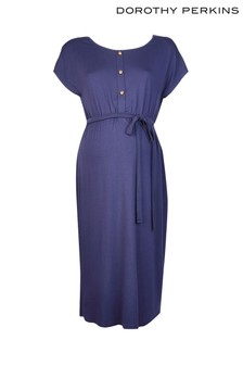 Dorothy Perkins Maternity Jersey Midi Dress