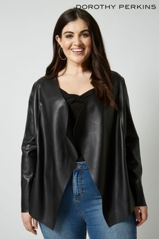 Dorothy Perkins Curve Waterfall Jacket