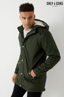 Only & Sons Parka Jacket
