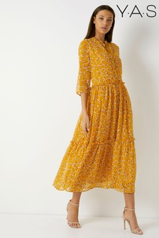 Y.A.S Tiered Maxi Dress