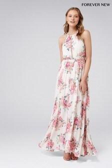 Ażurowa sukienka maxi Forever New