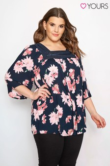 f4bf957410e74f Buy Women s tops Tops Yours Yours from the Next UK online shop