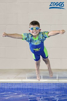 Zoggs Kids Sea Saw Water Wings Floatsuit