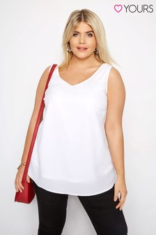 Yours Curve Cross Back Cami